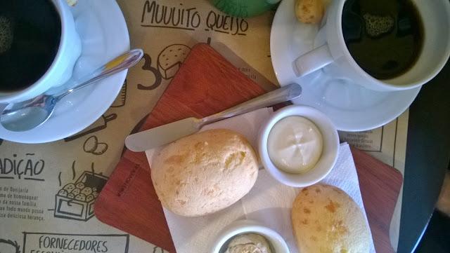 Pão de queijaria - Belo Horizonte / MG
