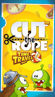 Download Cut the Rope: Time Travel HD apk