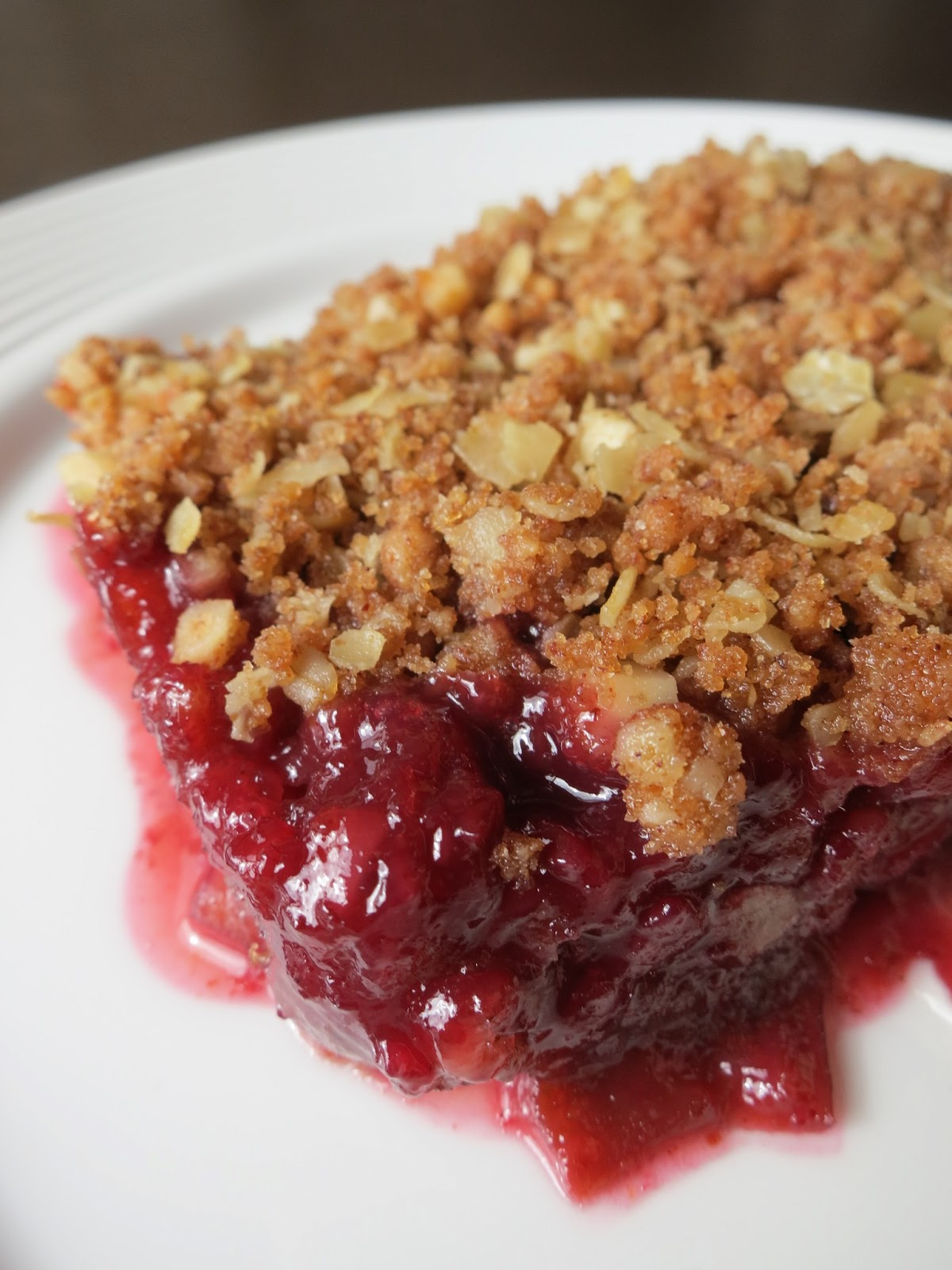 Raspberry Crisp Recipes — Dishmaps