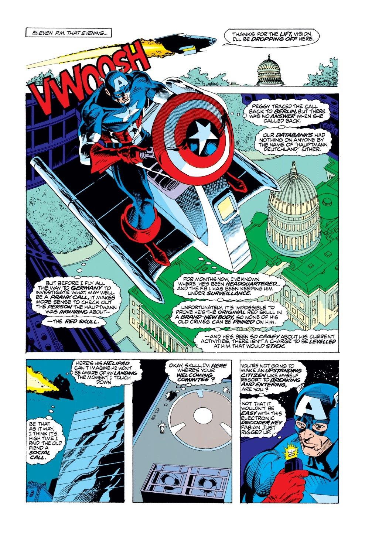 Captain America (1968) Issue #393 #326 - English 18