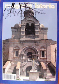 "Coperta 2 a revistei ""Magazin Istoric"", nr. 7/2011, cu Biserica ""Sf. Nicolae"" din Roznov..."