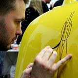 Pinstriping & Signwriting Service