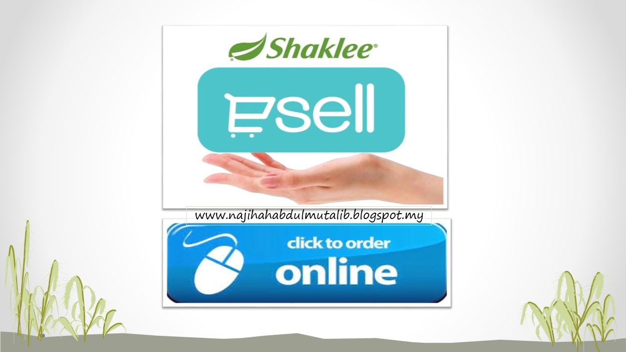 Ingin Membeli Produk Shaklee Secara Online?