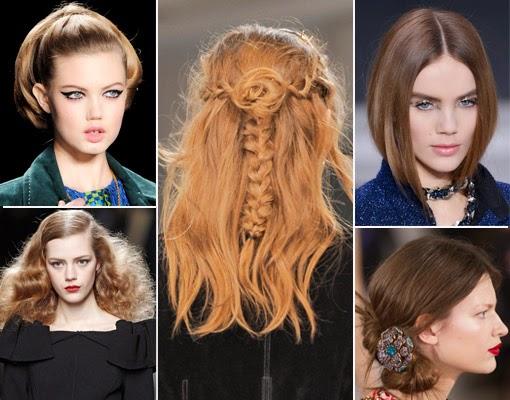 peinados otoño 2015