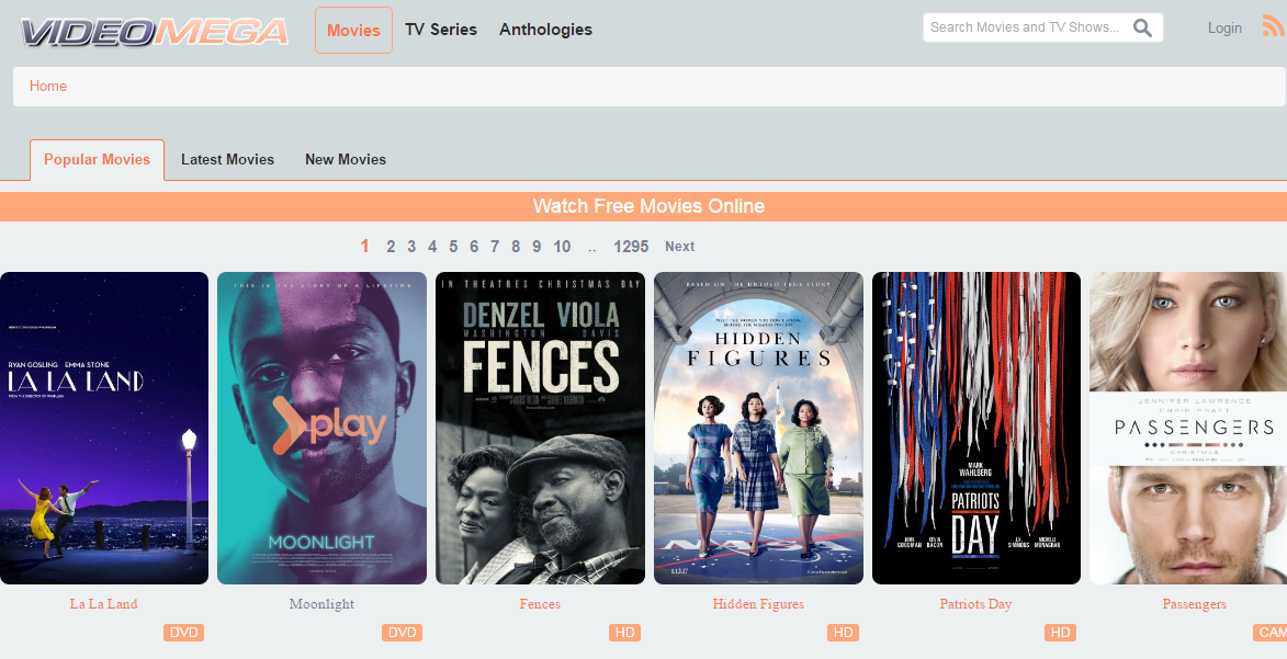 TOP 10 Best Sites To Watch Full FREE Movies Online