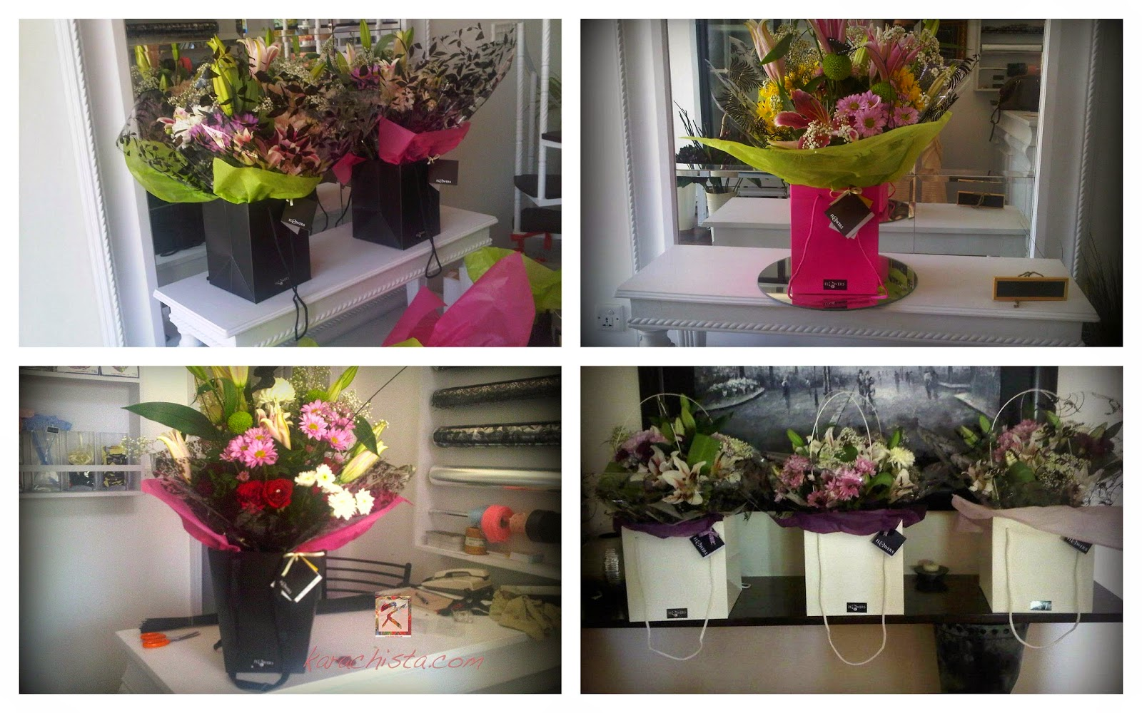 Floral Arrangement by Simply Flowers, Karachi Florist