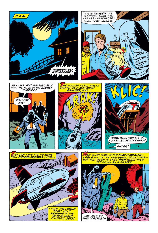 Captain America (1968) Issue #173 #87 - English 19