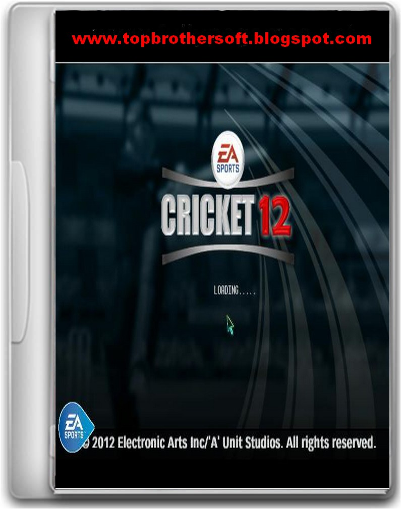 ea sports cricket 2012 game free download full version for pc for