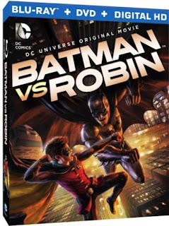 Batman vs Robin (2015) 1080p BRRip x264 DTS-JYK (Movie)