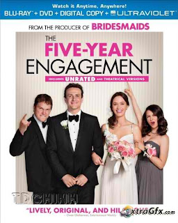 the five year engagement poster