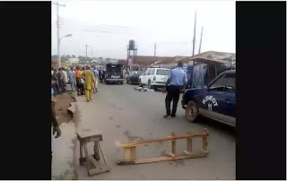 Wicked World: See How Woman Was Killed By Assassins On Motorcycle In Osogbo