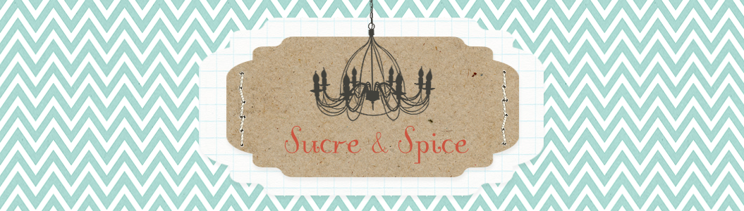 Sucre, spice & everything nice