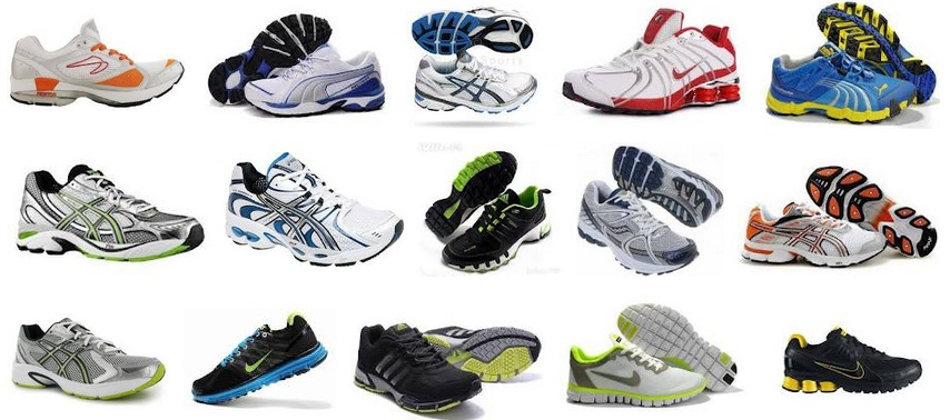 What Are The Types Of Running Shoes 75