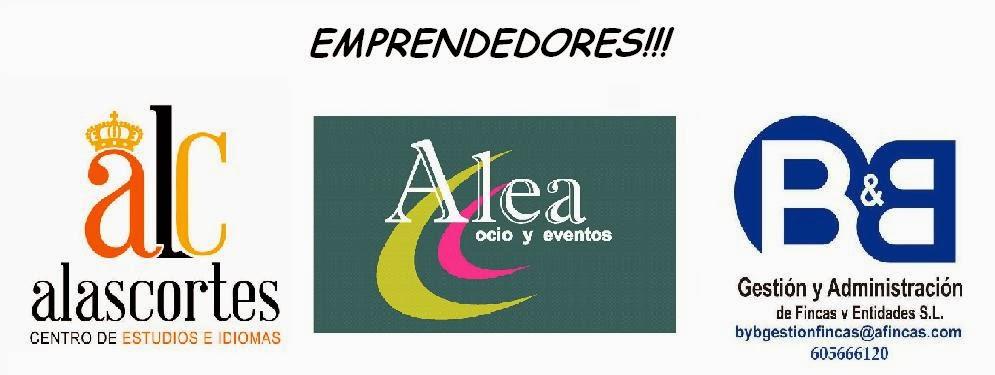 Emprendedores!!!