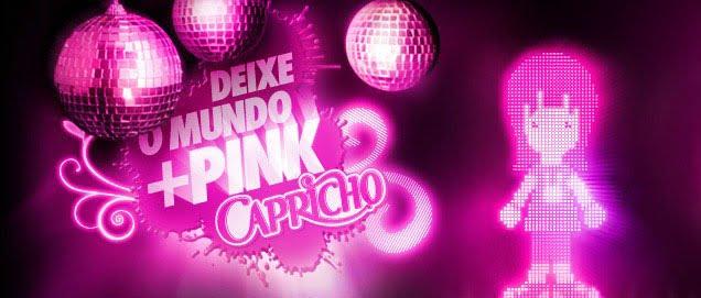 Pink World Of Barbie