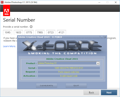 adobe photoshop cc serial number 100 working