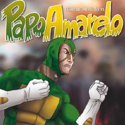 Fanzineston indica: HQ Papo Amarelo_Volume 01