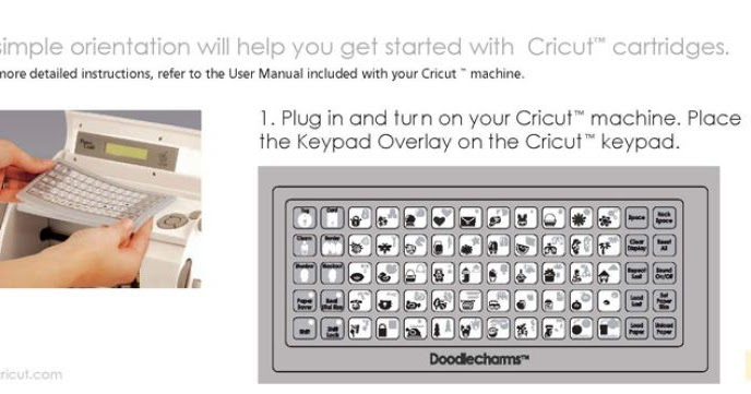 how to use the cricut machine