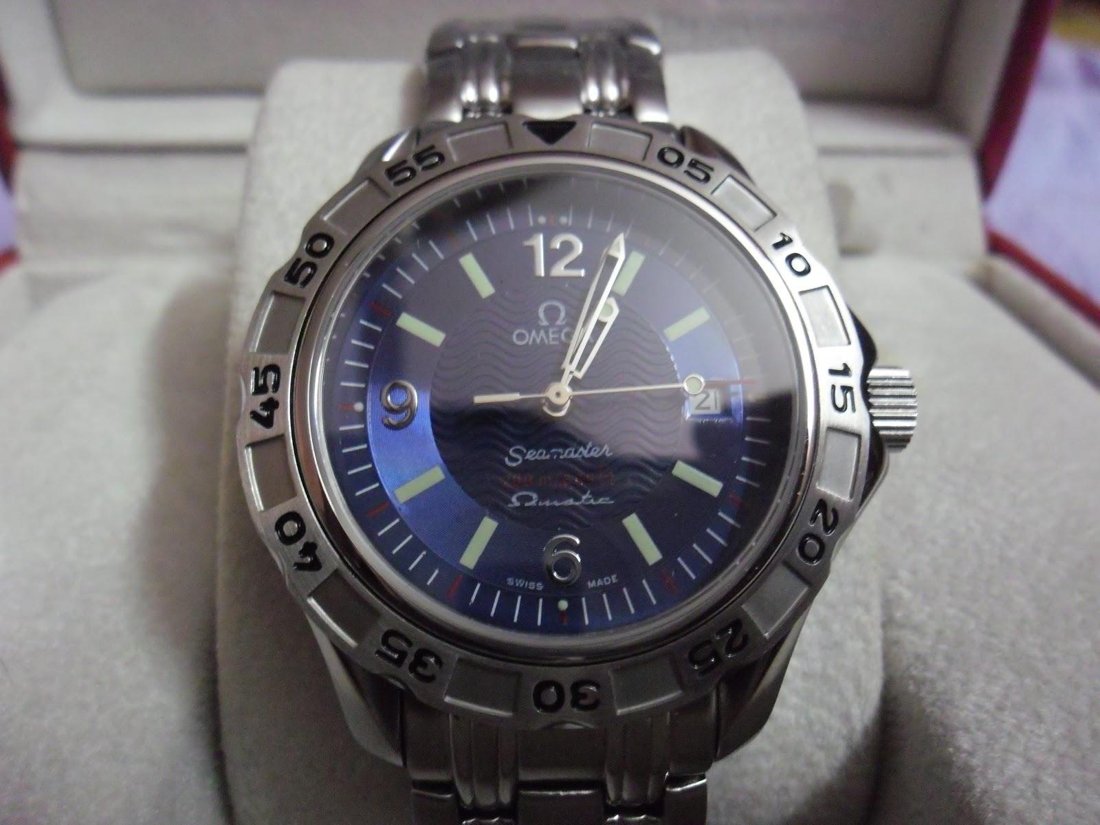 Replica watches omega seamaster swiss replica for Replica watches