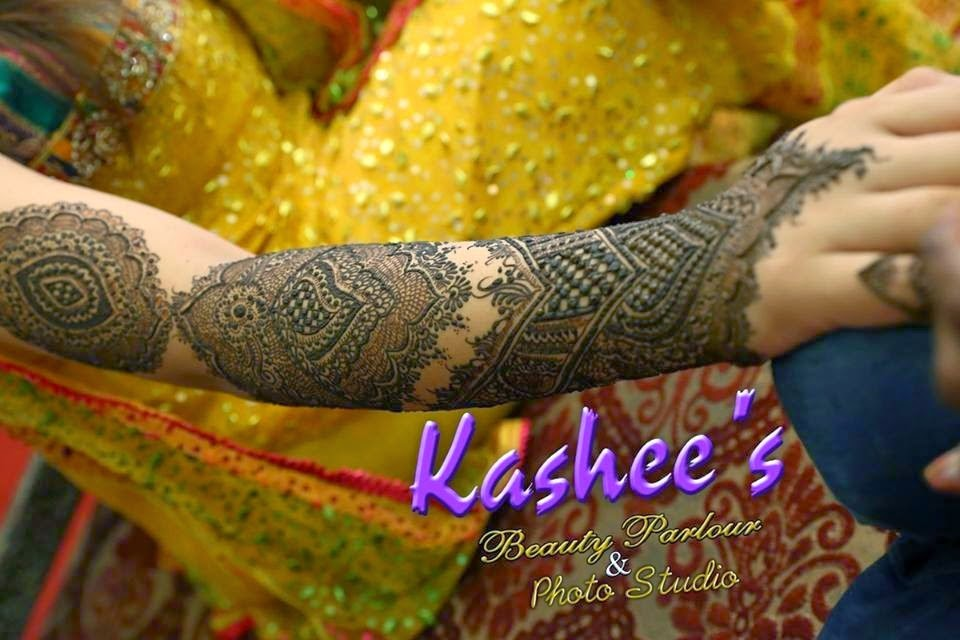 Mehndi Bridal Mehndi Design : Kashee s bridal mehndi designs  b g fashion