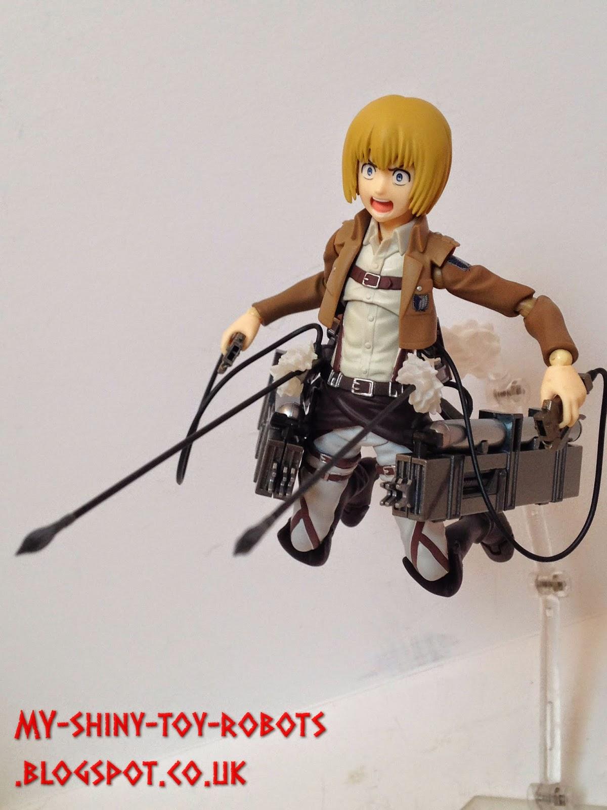 Spider-Armin, Spider-Armin...