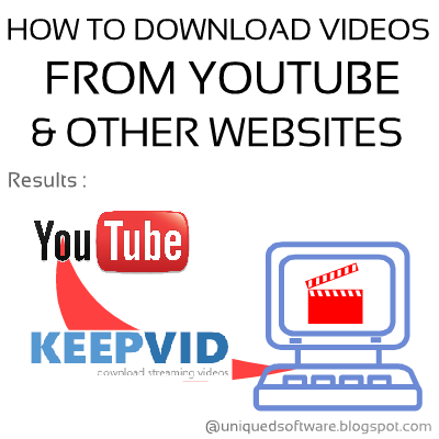 HOW TO DOWNLOAD VIDEOS FROM YOUTUBE & OTHER WEBSITES | Uniqued ...