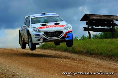 ERC auto24 Rally Estonia