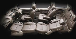 mahindra xylo interior comfort
