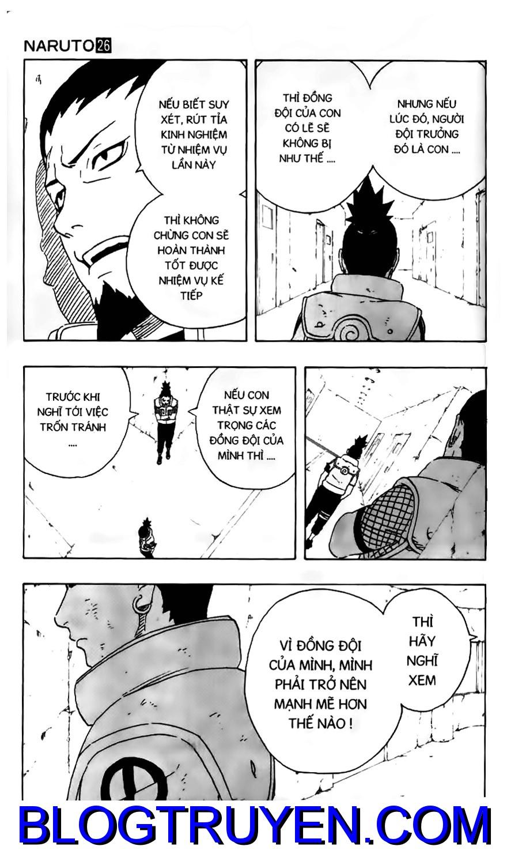 Naruto chap 235 Trang 15 - Mangak.info