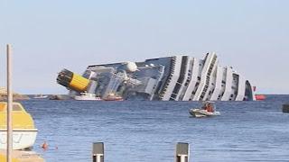 kapal karam itali
