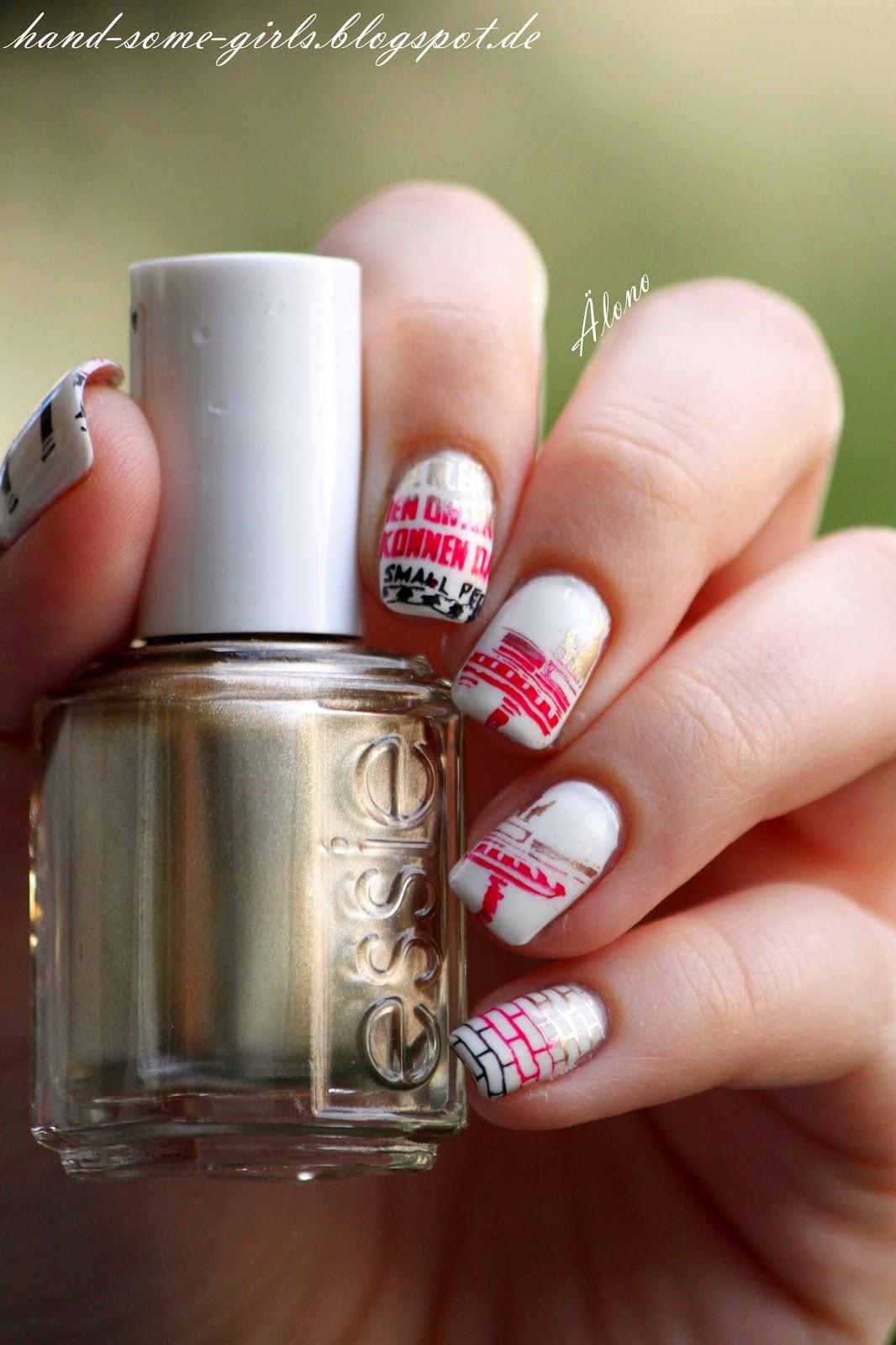 Berühmt Rautenförmigen Nägel Bilder - Nagellack-Ideen ...