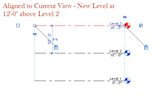 how to add level grid lines in revit