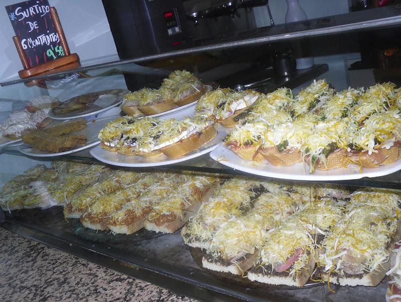 La cocina plural ruta n mero 8 tapeo por zaragoza bar for Cocina aragonesa zaragoza