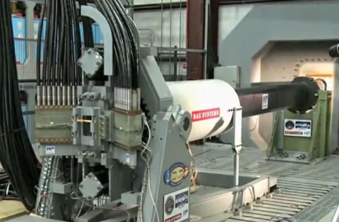 No Longer Science Fiction: Rail Gun shoots fastest bullets on earth.