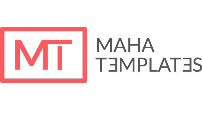 Maha Templates - SEO Blogger Template