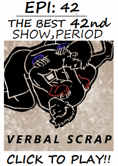 VERBAL SCRAP PODCAST