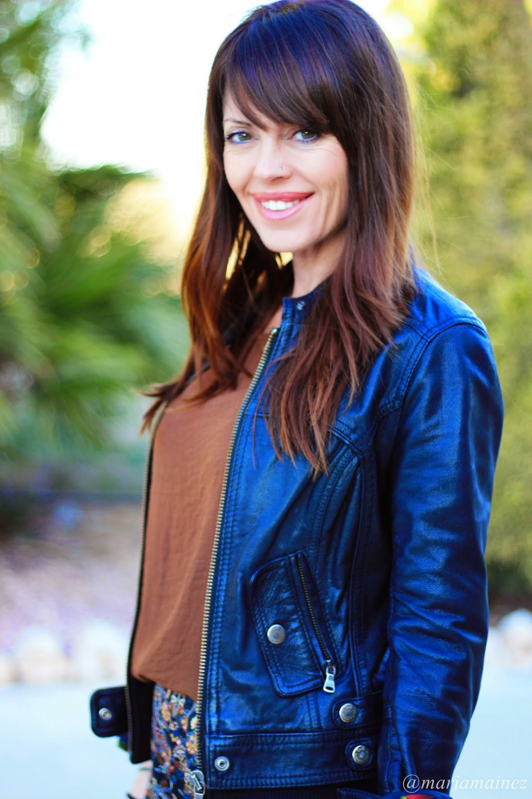 Biker- Streetstyle 2015 - Bbeautifulbymaria - Fashion Blogger - Outfit 2015