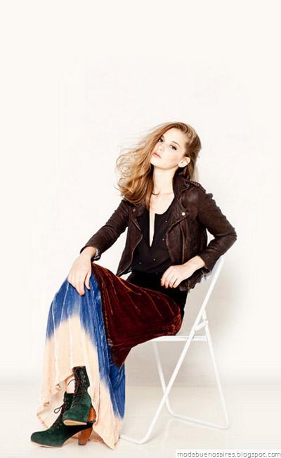 Vero Alfie otoño invierno 2012. Blog de moda.