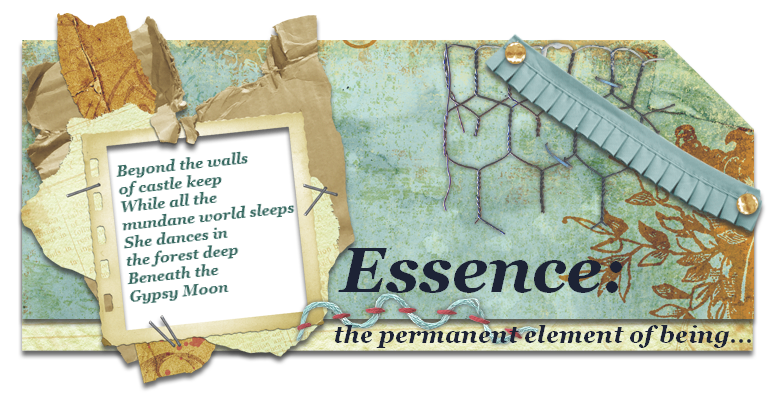 Essence: the permanent element of being...