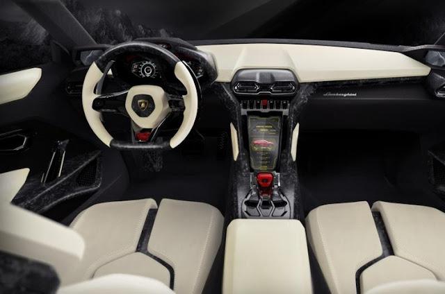 Lamborghini Urus Concept4
