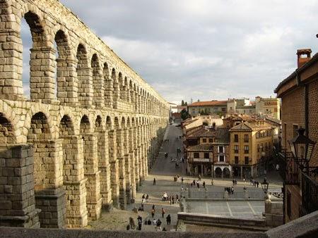 Bendungan Segovia