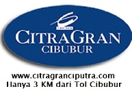 Logo Citra Gran  di Timur Jakarta ,