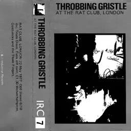 Throbbing Gristle - Live In San Francisco At Kezar Stadium