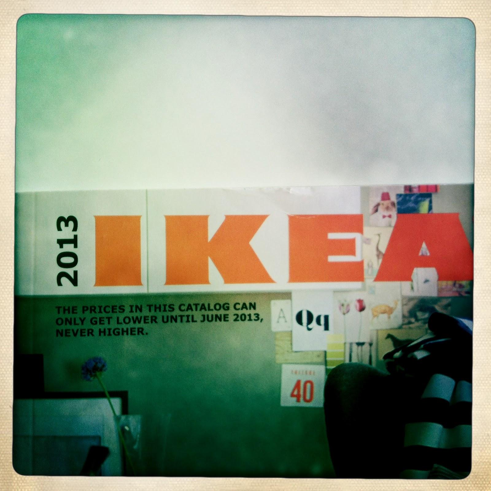 Twiggy And Lou Ikea Catalogue 2013