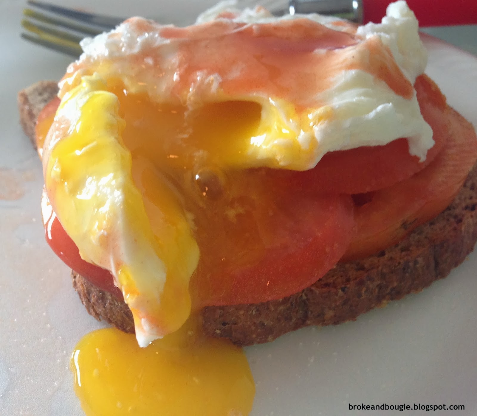 Broke and Bougie: The Perfect Poached Eggs