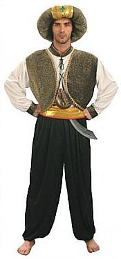 arabian sultan costume