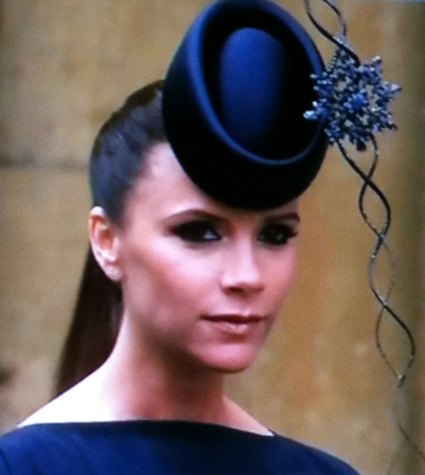 victoria beckham royal wedding. the Royal Wedding! Victoria