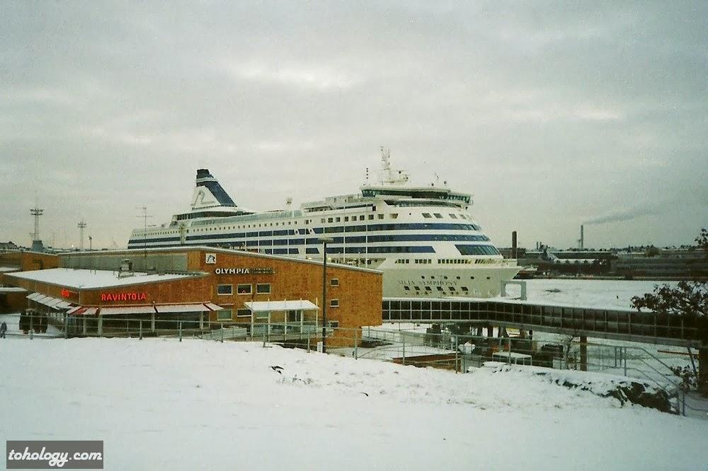 Olympia Terminal