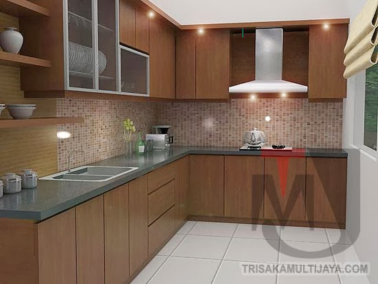 Lemari pakaian rak tv kitchen set kontraktor renovasi 2015 for Rak kitchen set