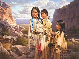 Cuadros Indios Americanos Gratis